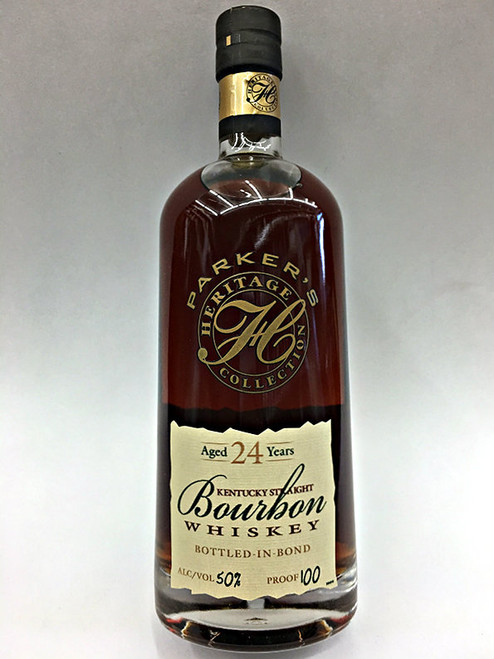 Parker's Heritage Collection Limited Edition 24 Year Old 10th Edition Bourbon