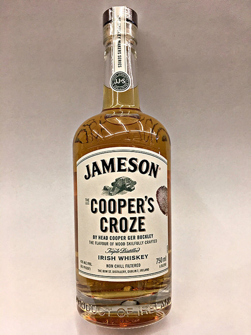 Jameson caskmates aged in craft beer barrels stout edition for Coopers craft bourbon review