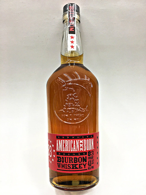 American Born Bourbon Whiskey