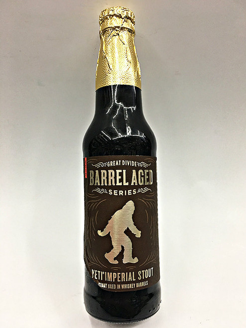 Great Divide Barrel Aged Series Yeti Imperial Stout
