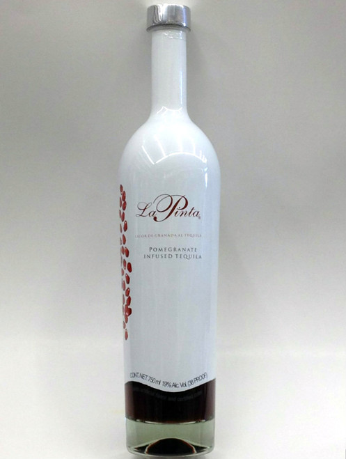 La Pinta Pomegranate Tequila  New Image
