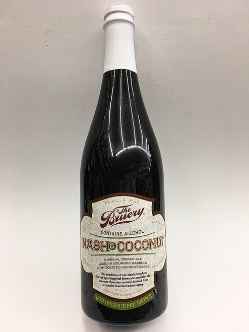 The Bruery Mash & Coconut Imperial Brown Ale