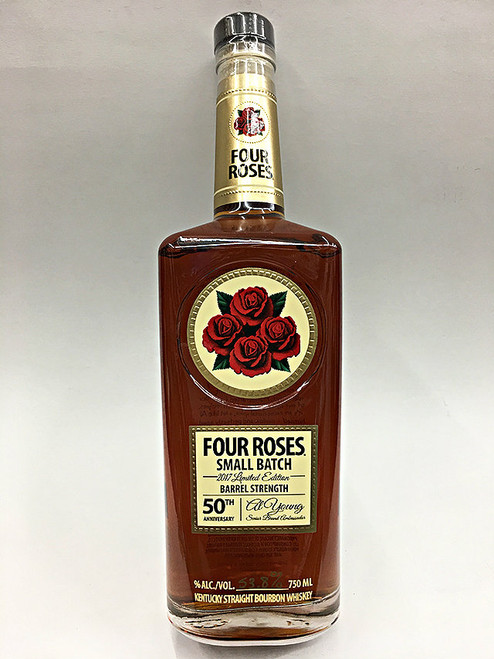 Four Roses Limited Al Young 50th Anniversary Small Batch
