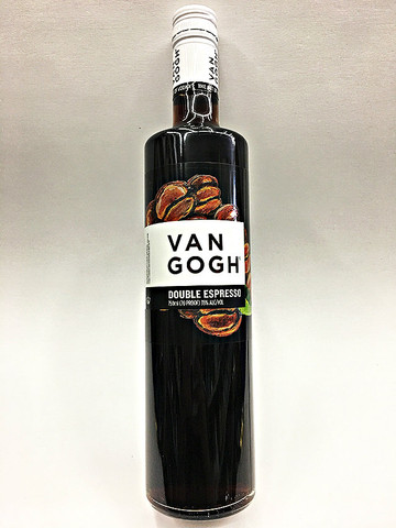 Van Gogh Double Espresso Vodka Quality Liquor Store