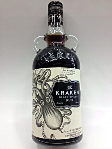 The Kraken Black Spiced Rum Buy Rum Online Quality