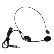 HM-3 Nady HeadMic Series Headworn Omni-Directional Condenser Microphone with 3.5mm Phono Plug for Nady wireless bodypacks