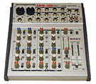 SRM-10X 10-Channel Stereo Mic / Line Mixer
