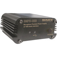 SMPS-USB Phantom Power Supply with USB ... NEW
