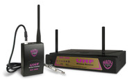 Nady WS-16U 16 channel UHF wireless system for guitar, NEW in box, blowout price!