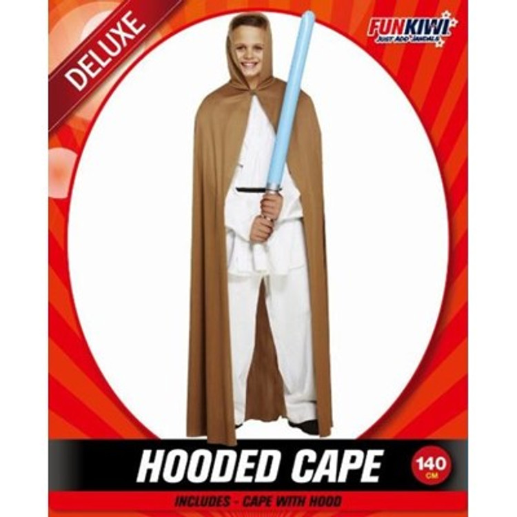 Cape with Hood Kids Costume