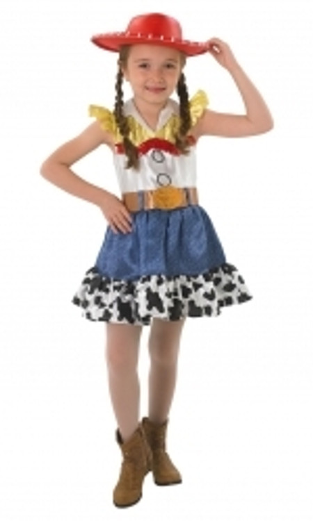 Toy Story Jessie Kids Costume