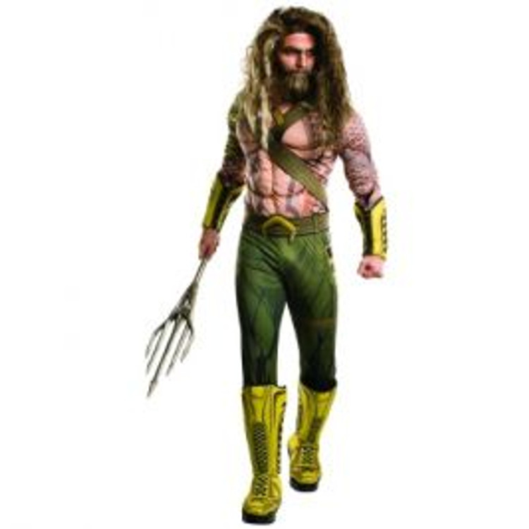 Aquaman Mens Costume