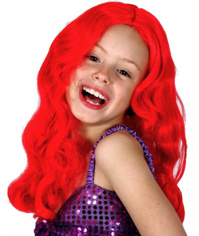 Ariel Child's Wig