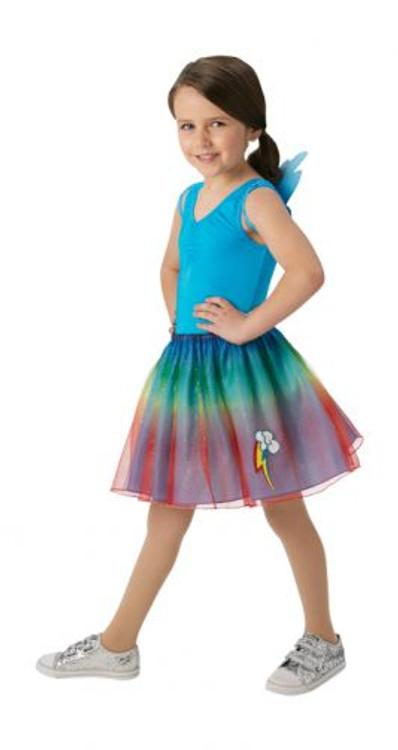 My Little Pony Rainbow Dash Childs Tutu & Wings