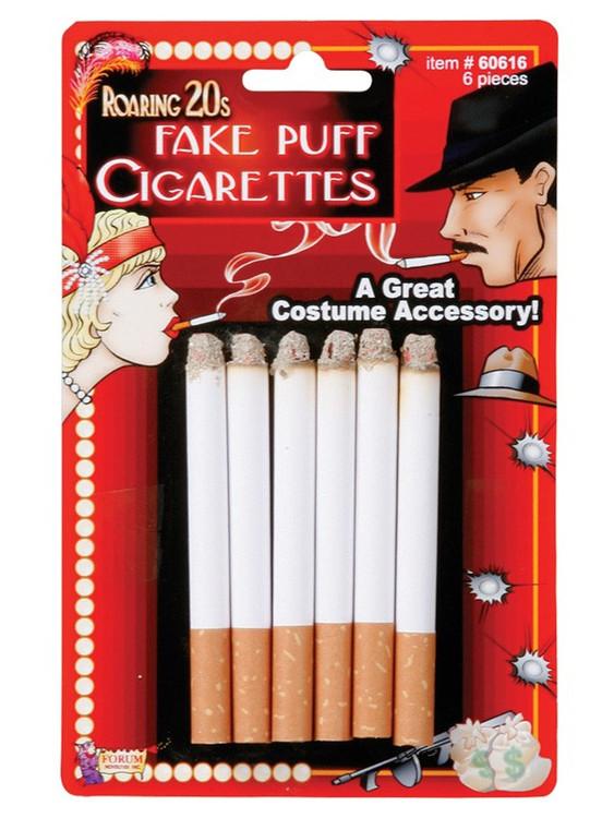 Cigarettes Fake 6 Pack