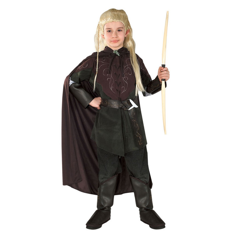 Legolas Boys Costume