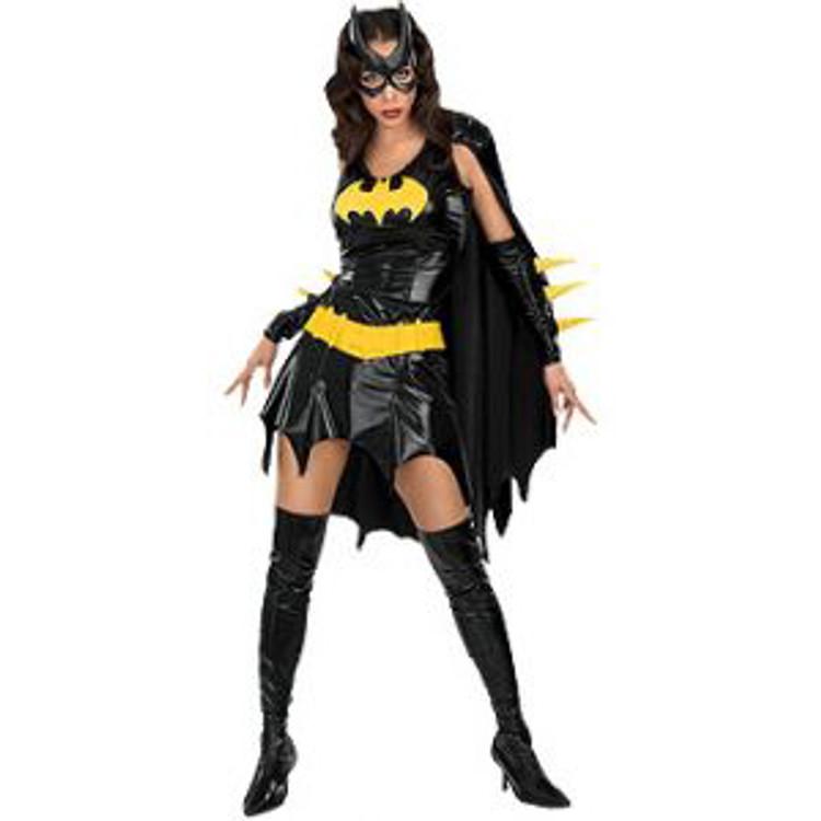 Batgirl Womens Costume