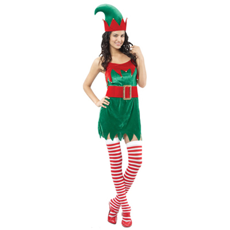 Christmas - Elf Womens Costumes