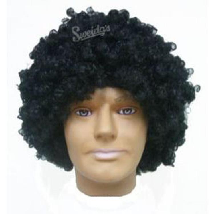 Afro 1970's Wig - Black Hernando/Tom Jones