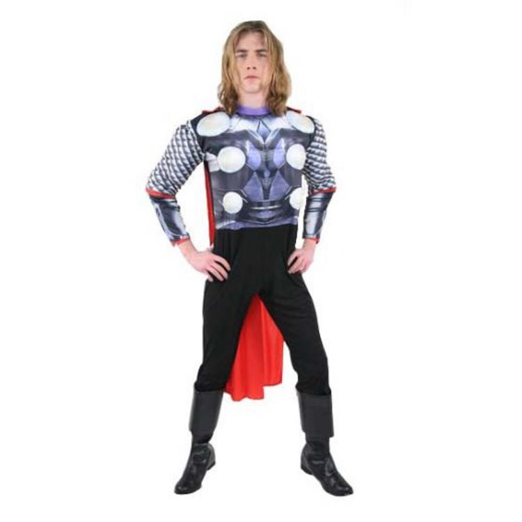 Thor Mens Superhero Costume