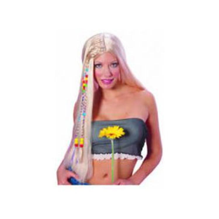 1960s Hippy Long Blonde