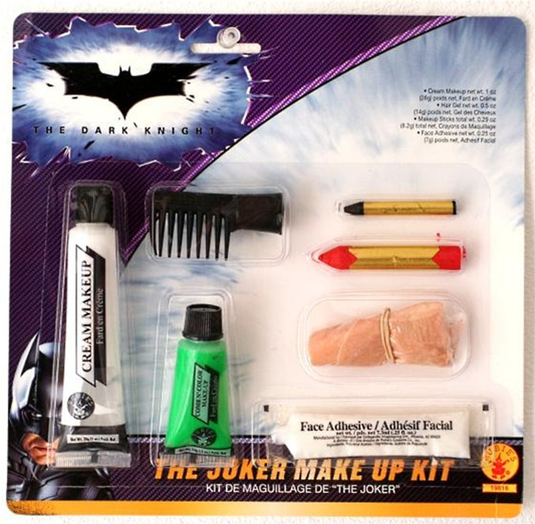 Batman The Joker Deluxe Make Up