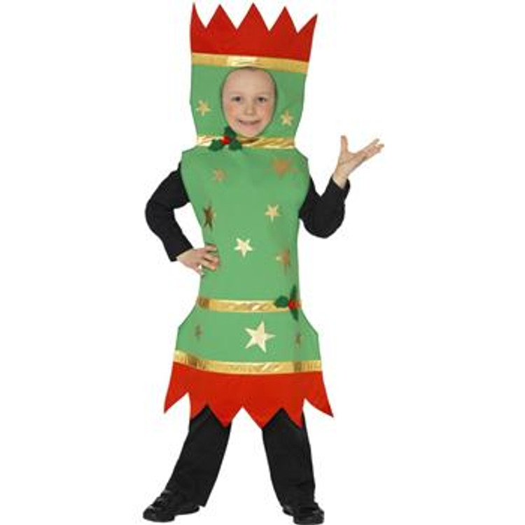 Christmas Cracker Costume