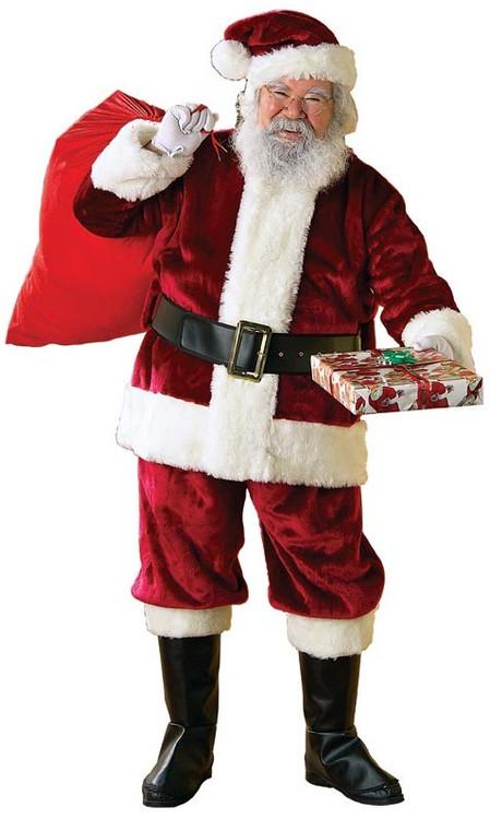 Santa Crimson Regency Suit  XL
