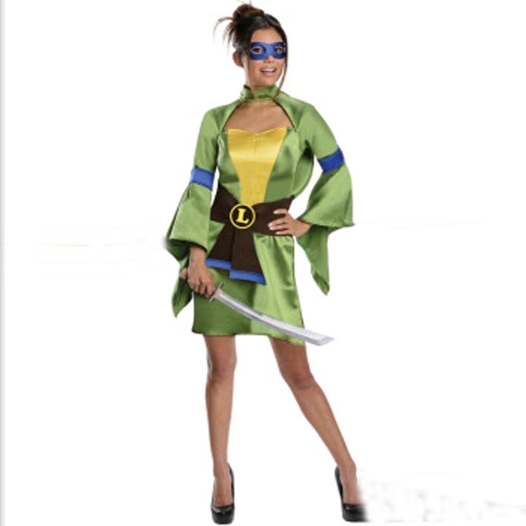 LEONARDO KIMONO Adult Women Costume