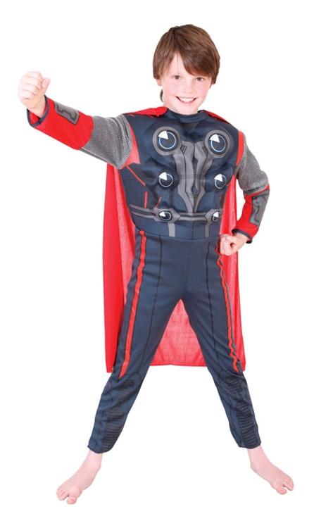 Thor The Avengers PREMIUM Child Costume