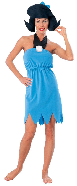 Flintstones Betty Rubble Womens Costume