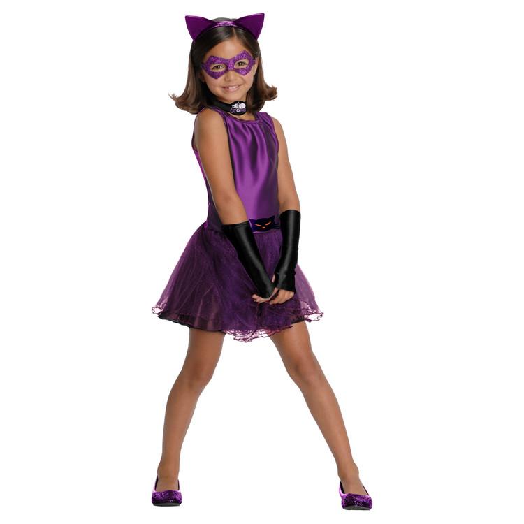 Cat Woman Tutu Girls Costume
