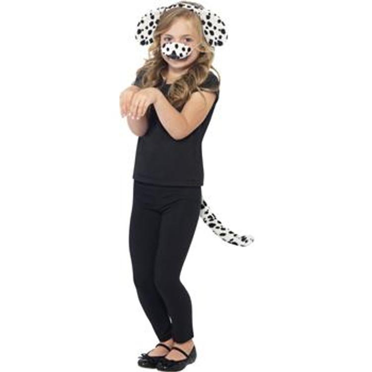 Dalmatian Dog Animal Set
