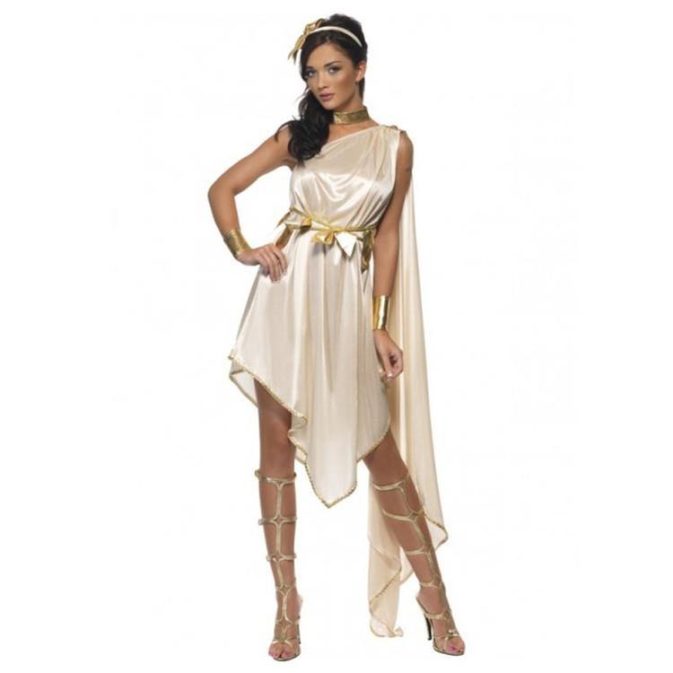 greekroman goddess womens costume