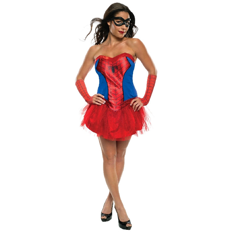 Spiderman - Spider Lady Womens Costume