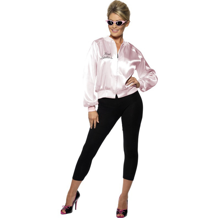 Pink Lady Jacket For Grease