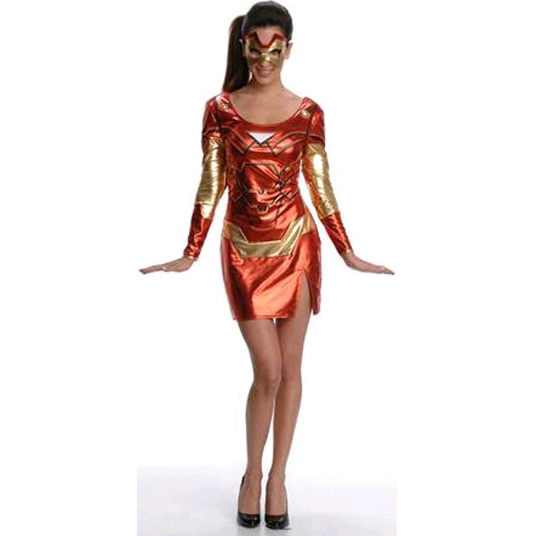 MISS IRONETTE Costume
