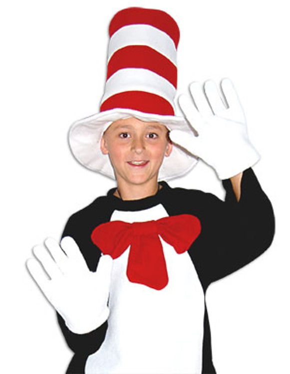 Dr. Seuss The Cat in the Hat - Cat with Hat Childs Accessory Kit