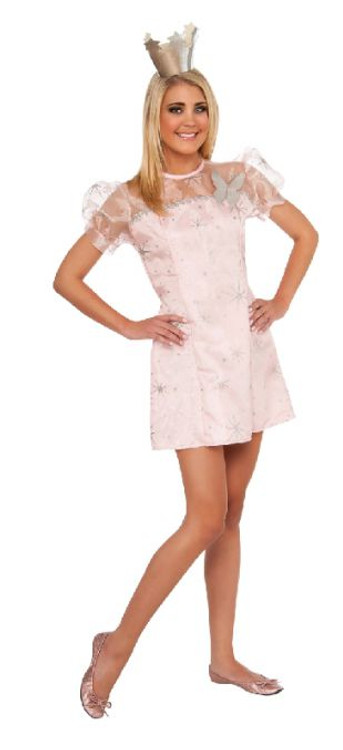 Wizard of Oz - Glinda the Good Witch Womens Costume
