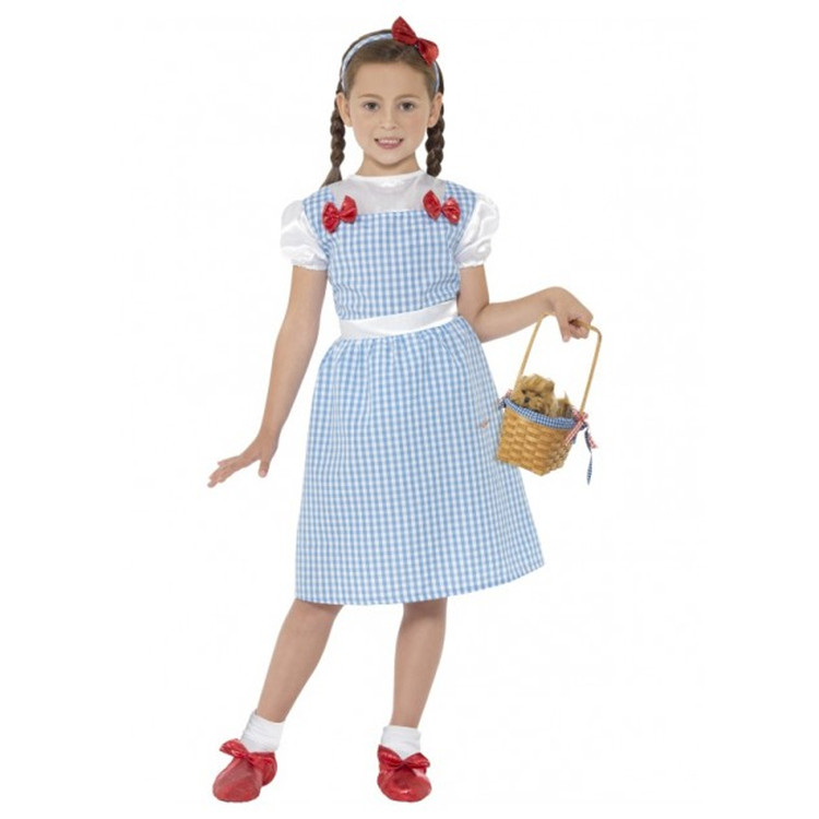 Dorothy Country Girl Wizard of Oz Costume