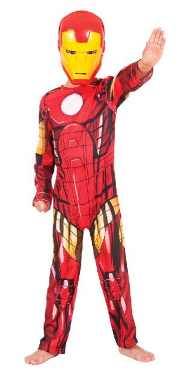 Iron Man Classic Kids Costume