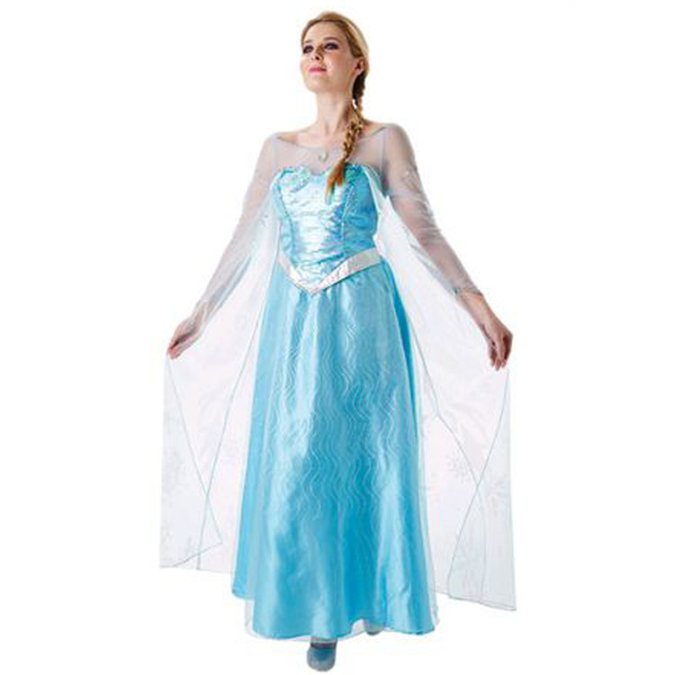 Frozen Elsa Disney Womens Costume