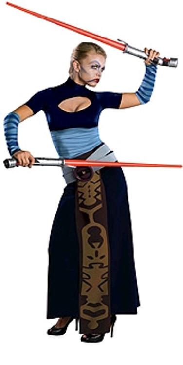 Star Wars - Asaji Ventress Womens Costumes