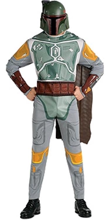 Star Wars -  Boba Fett Mens Costume