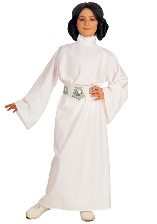 Star Wars Princess Leia Kids Costume