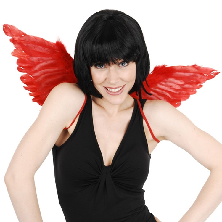 Angel & Fairy Wings Medium Red