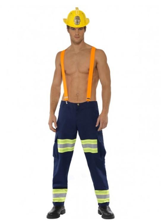 Firefighter Mens Costume