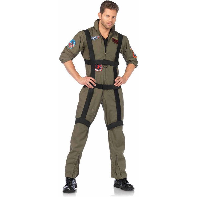 Top Gun Paratrooper Mens Costume