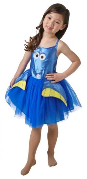 Dory Tutu Girls Costume