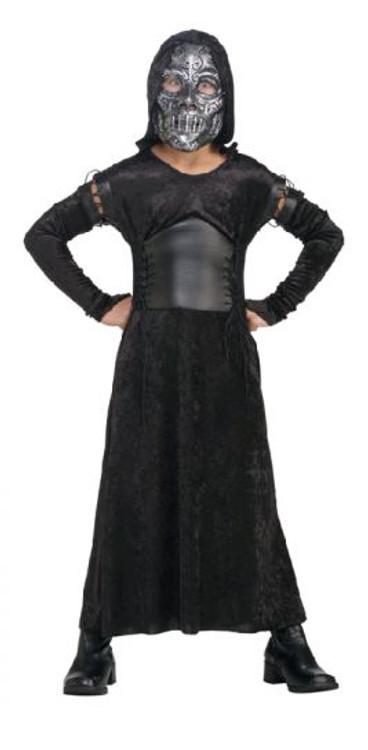 Harry Potter Death Eater Bellatrix Girls Costume